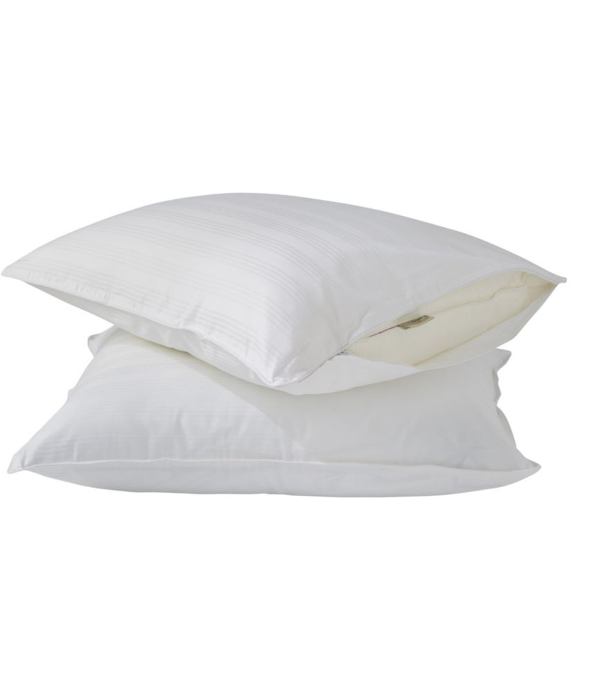 pillow protector set of two