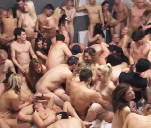 You Have To Check Out This Huge Swinger Group Sex Party