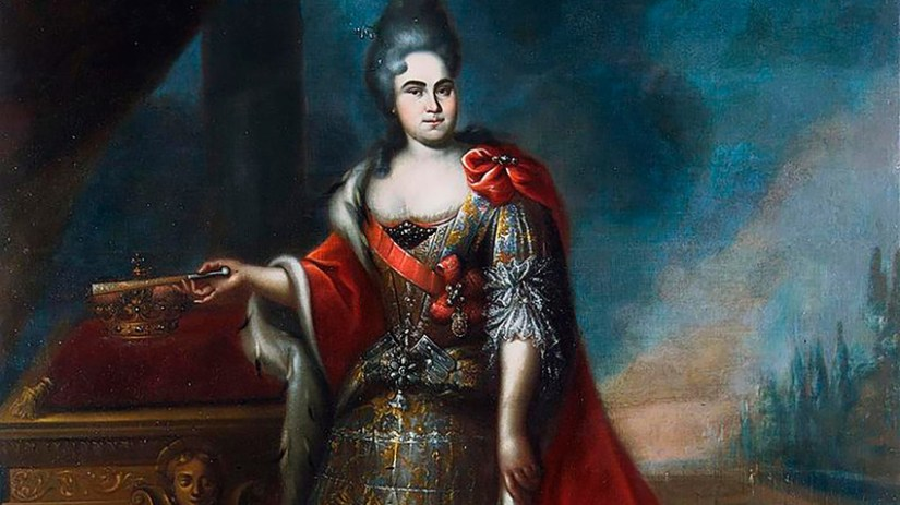 Image result for catherine i of russia