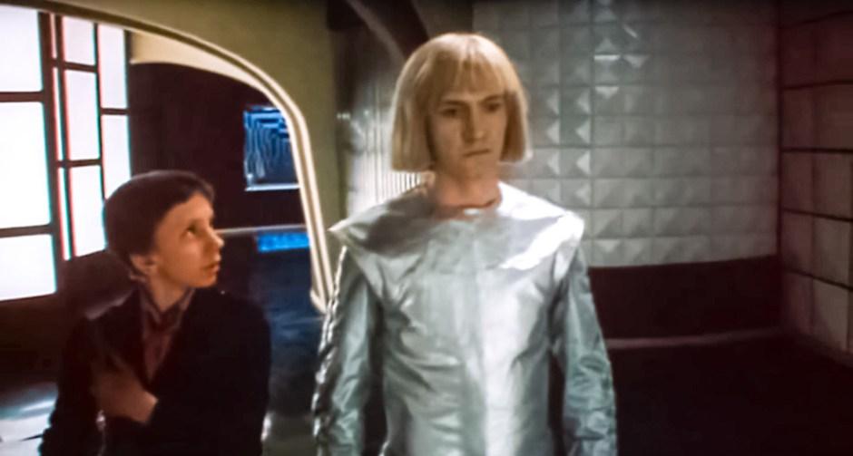 Invitado del Futuro (1985)