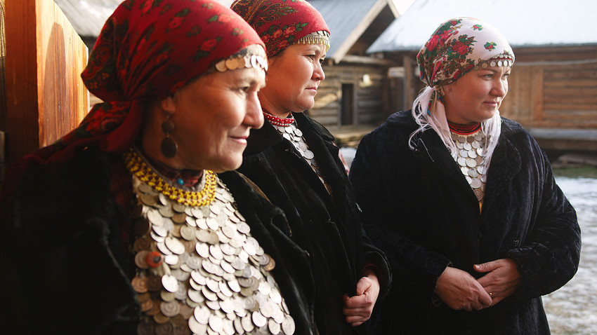 Why Russias Pagan Udmurts Are Feared Russia Beyond