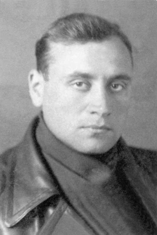 Vladímir Pavlovich Fedórov. Fuente: Wikipedia Commons