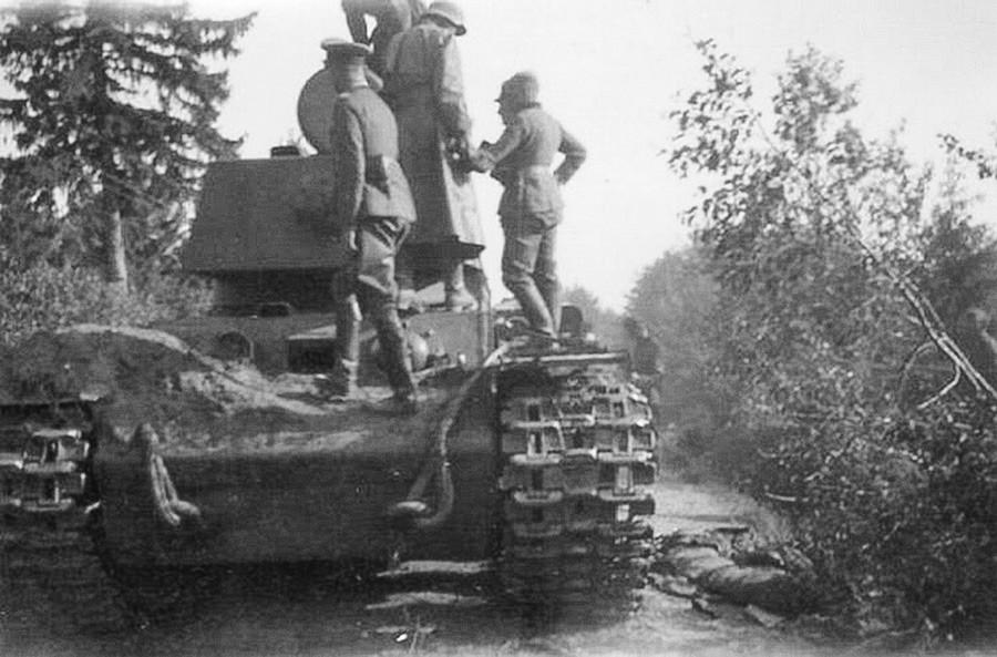 Furia soviética: cómo un solo tanque detuvo a toda una división alemana -  Russia Beyond ES