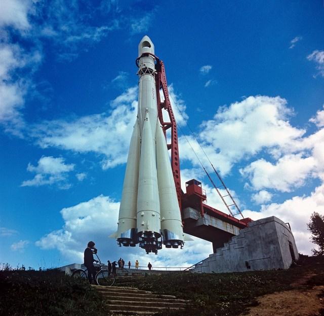 Vostok, la otra modificación del legendario R-7