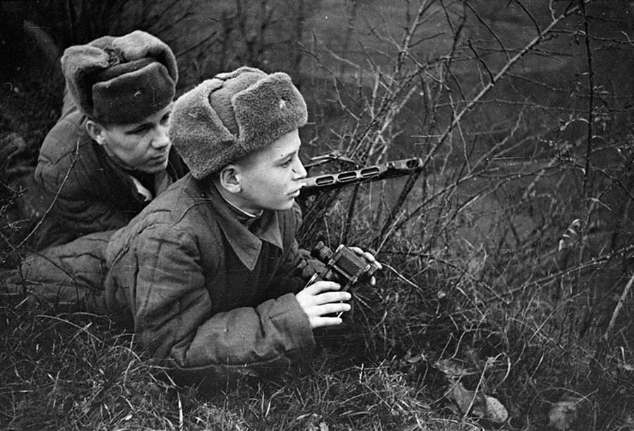 Los niños soviéticos que se convirtieron en héroes de guerra (Fotos) -  Russia Beyond ES
