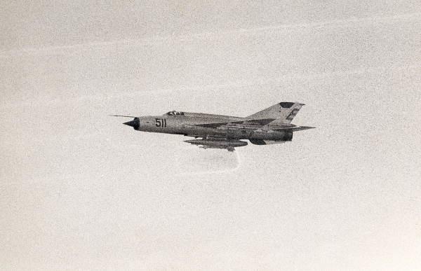 Cuando un piloto cubano y su MiG-21 salvaron la vida de 16 compatriotas en plena  Guerra de Angola - Russia Beyond ES