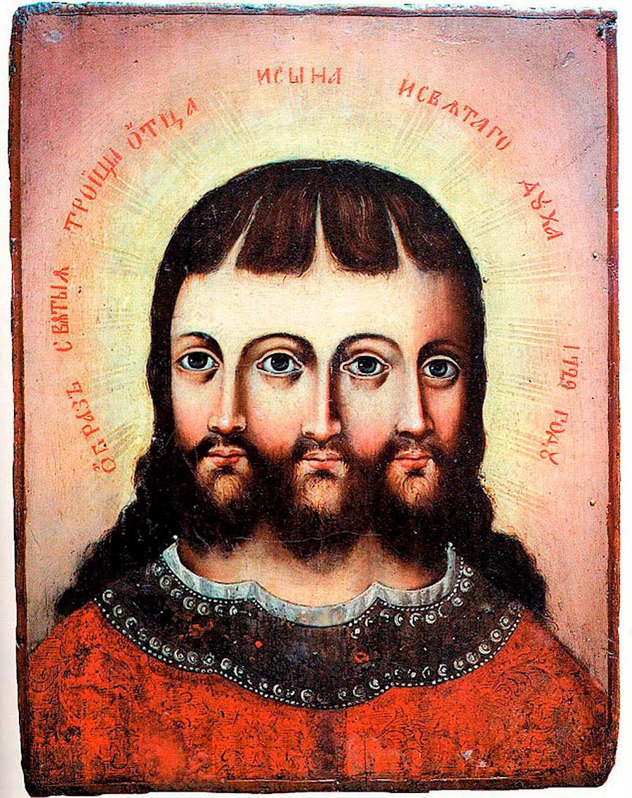 Estos 5 iconos cristianos ortodoxos son los más raros que se han visto nunca  (Fotos) - Russia Beyond ES