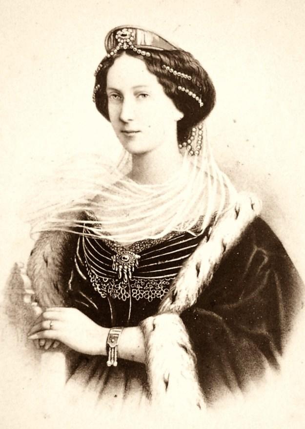 Maria Alexandrovna Empress of Russia