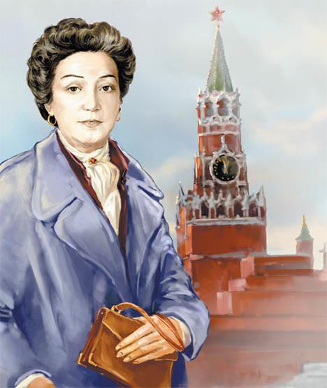 La espía soviética que embrujó a Uruguay - Russia Beyond ES