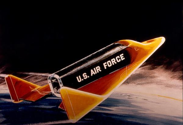 X-20 Dyna-Soar.