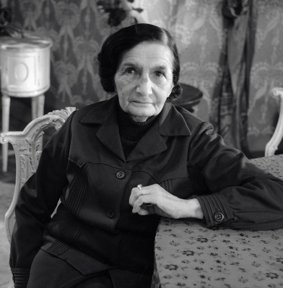 Nadezhda Kosheverova tenía el don de descubrir nuevos talentos.