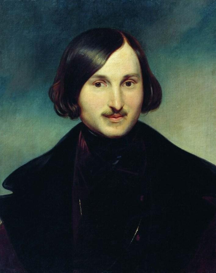 Portrait of Nikolai Gogol, by Otto Friedrich Theodor von Möller.