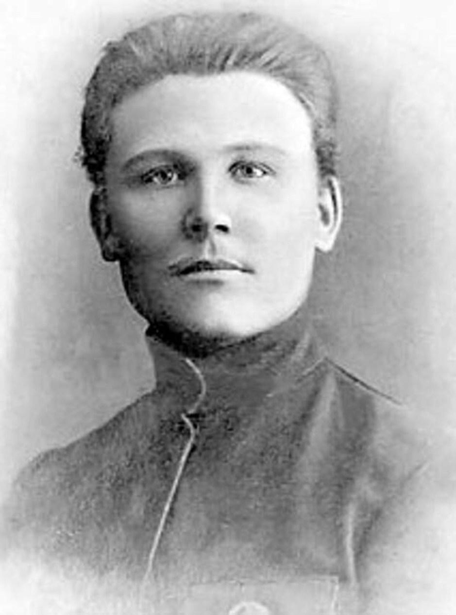 Konev en la década de 1910.