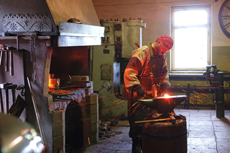 A Look At Russias Medieval Sword Makers Russia Beyond