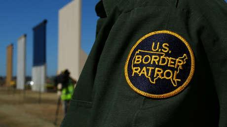 Un oficial de la patrulla fronteriza de EE.UU. en San Diego, California, 23 de octubre de 2017.