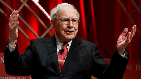 El multimillonario Warren Buffett