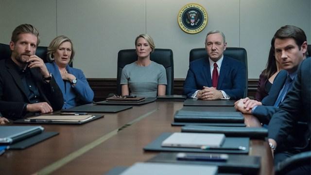 Netflix retoma la grabación de 'House of Cards' con nuevos personajes