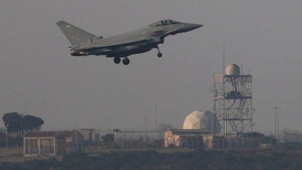 Resultado de imagen de Ni un solo misil lanzado por el Reino Unido contra Siria dio en el blanco