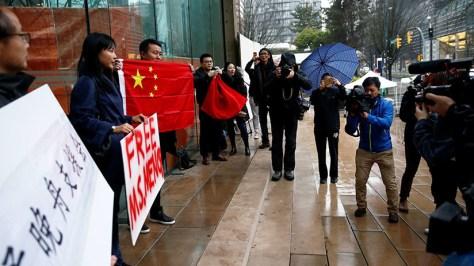 Liberan bajo fianza a la directora financiera de Huawei detenida en Canadá