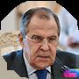 Serguéi Lavrov, el ministro de Relaciones Exteriores ruso