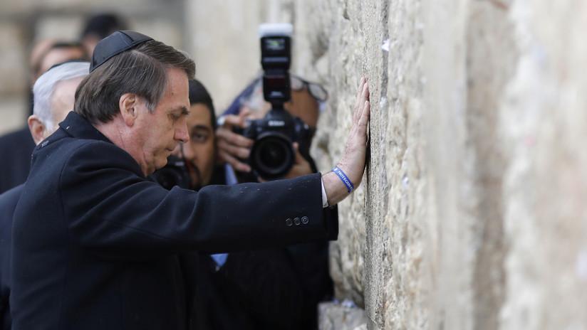 Bolsonaro asegura que su polémica declaración sobre el Holocausto fue tergiversada