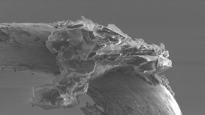 Muestras del asteroide Itokawa podrían arrojar luz sobre el origen del agua en la Tierra