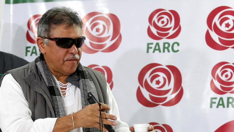 Justicia para la Paz de Colombia ordena libertad de líder de las FARC y rechaza extradición a EE.UU.