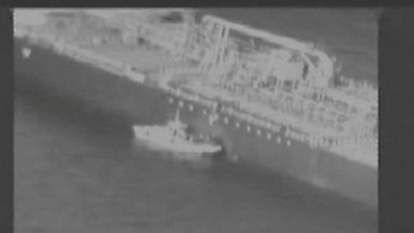 EE.UU. difunde un video para demostrar que Irán está detrás del ataque contra uno de los petroleros