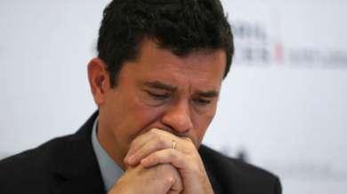 El ministro de Justicia de Brasil, Sergio Moro.