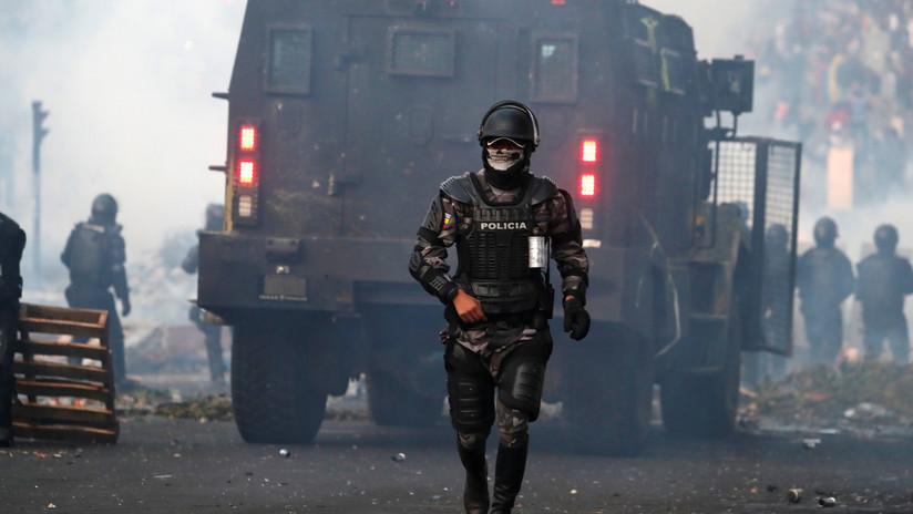 VIDEO: 5 episodios que evidencian uso excesivo de fuerza por la Policía de Ecuador