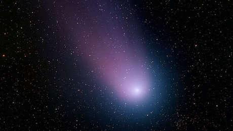 Observaciones finales revelaron por primera vez la presencia de agua en el cometa interestelar 2I/Borisov