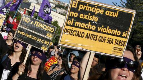 """""""El violador eres tú"""": el himno chileno contra la violencia machista que se viraliza en todo el mundo (VIDEOS)"""