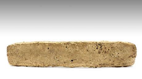 Confirman que la barra de oro hallada en México fue parte de botín de guerra azteca de Hernán Cortés