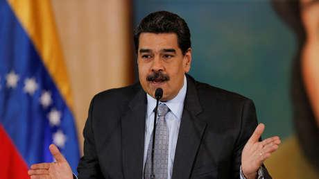 """Maduro: """"Mike Pompeo viajó a Colombia para apoyar las masacres"""""""