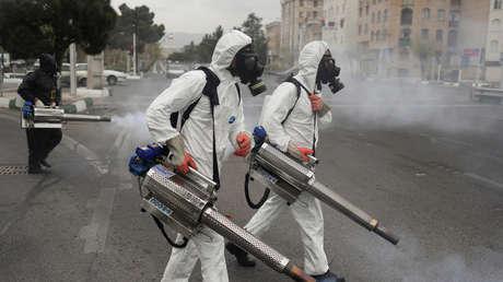 """Irán califica de """"extraña"""" la oferta de EE.UU. para ayudarles a combatir el covid-19 y menciona la posibilidad de que hayan creado el virus"""