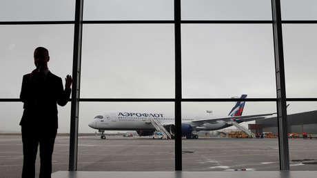 Rusia limitará las comunicaciones aéreas con todos los países