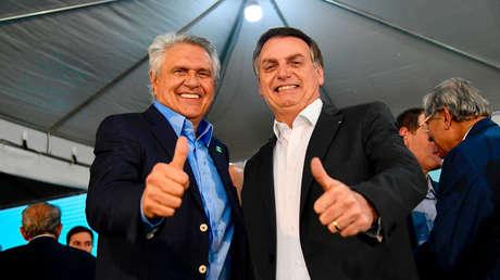 """Gobernador brasileño retira su apoyo a Bolsonaro por sus """"tesis"""" ante la propagación del coronavirus"""