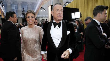 """""""La gente tiene que estar muy atenta con la cloroquina"""": Rita Wilson cuenta cómo se sentían ella y Tom Hanks durante el tratamiento del covid-19"""