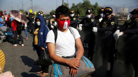 América Latina supera las 100.000 infecciones por coronavirus