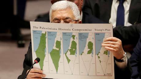 Palestina anuncia que se retira de todos los acuerdos con Israel y EE.UU. por las intenciones de Tel Aviv de anexionar sus territorios