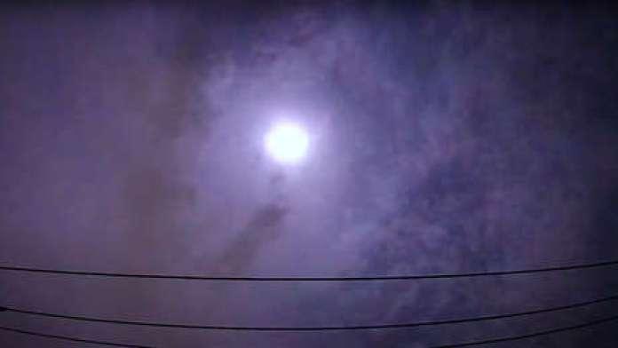 VIDEO: Un meteoro explota sobre Japón liberando una energía equivalente a 150 toneladas de TNT