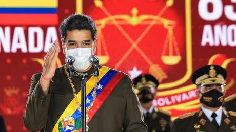 """Maduro anuncia que será el primer venezolano en ponerse la vacuna rusa Sputnik V contra el coronavirus """"para dar ejemplo"""""""