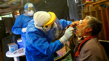 "México, sobre la epidemia de coronavirus: ""Está en una fase clara de descenso"""