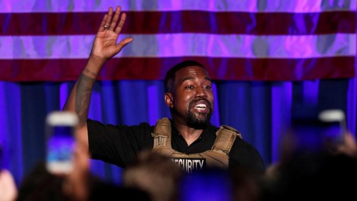 Kanye West se gastó este verano casi 6 millones de dólares en su campaña  presidencial - RT