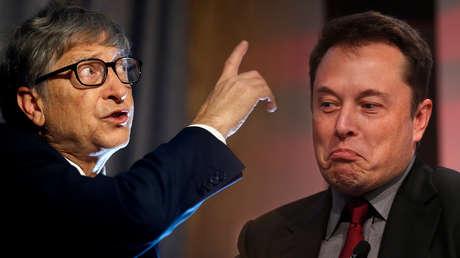 """""""Todo el mundo muere"""": Musk arremete contra Bill Gates y asegura que ni él ni su familia se vacunarán contra el coronavirus"""