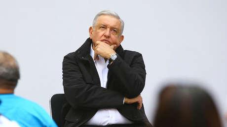 """""""A la primera manifestación de 100.000"""": López Obrador expone las condiciones para presentar su dimisión"""