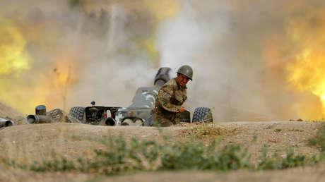 INFOGRAFÍA: Los ejércitos y arsenales de Armenia y de Azerbaiyán en 2020