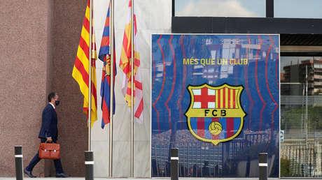El F.C. Barcelona admite pérdidas por 97 millones de euros y una abultada deuda por efecto de la pandemia