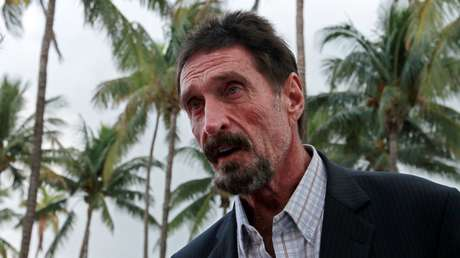 Antivirus guru John McAfee and cryptocurrency advisor accused of fraud and laundering in the US