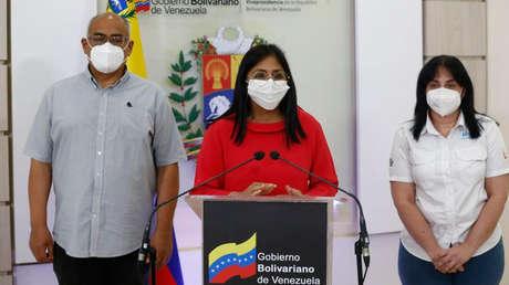"""Venezuela formaliza ante la OMS el hallazgo de la molécula que """"inhibe al 100 %"""" el covid-19 para su certificación y registro"""